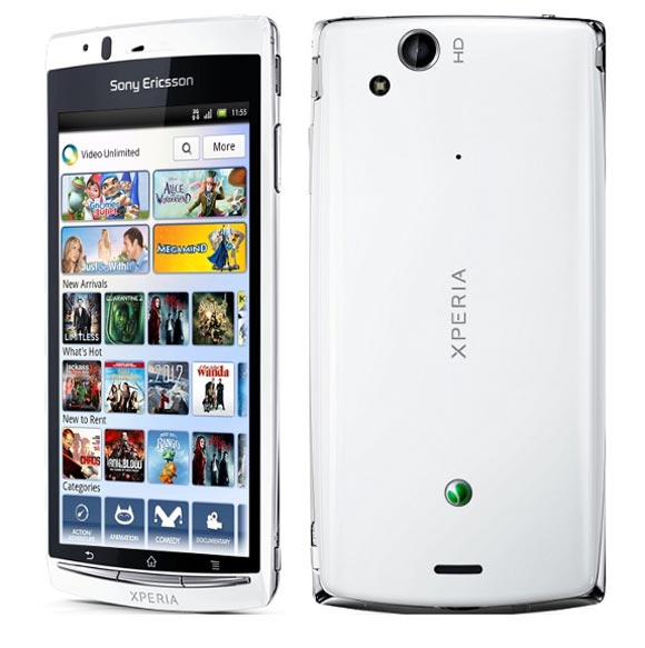 Sony Xperia Arc S