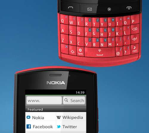 Firstlook: Nokia Asha 303