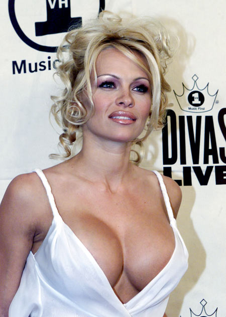 Pamela Anderson. Pamela Anderson. The sex symbol of the 90s who made ...