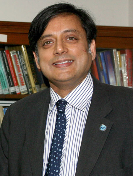 Shashi Tharoor