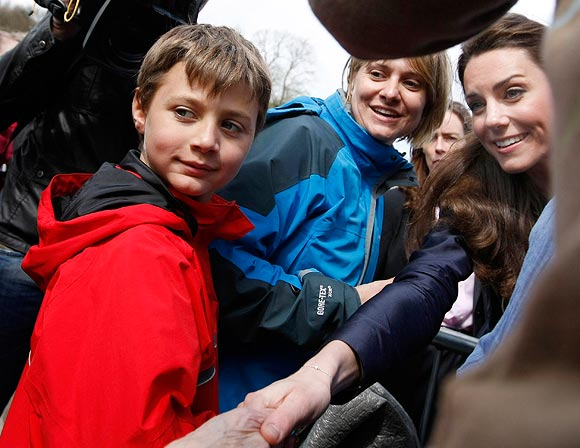 IN PICS: Kate Middleton turns 30!