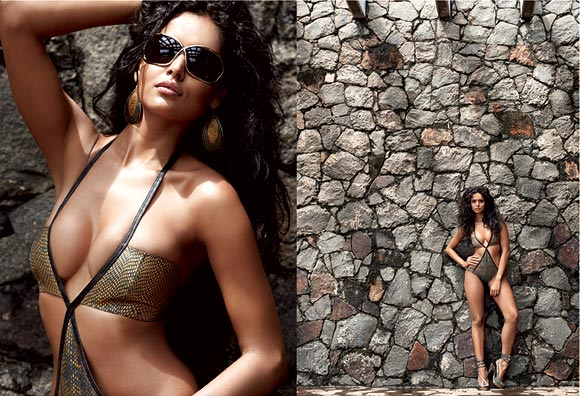 PHOTOS: Kingfisher swimsuit models dare to bare