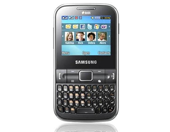 Samsung Chat 527 S5270