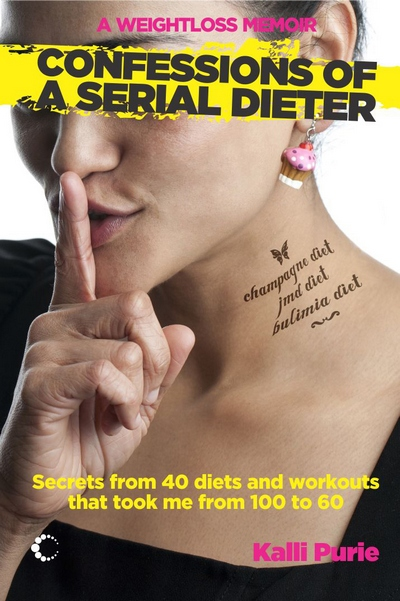 Cover of Confessions of a Serial Dieter