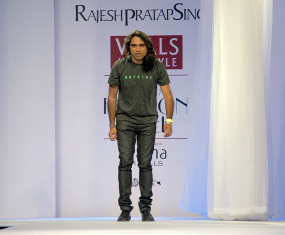 Designer Rajesh Pratap Singh