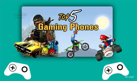 Top 5: Gaming smartphones in India