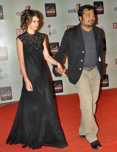 Kalki and Anurag Kashyap