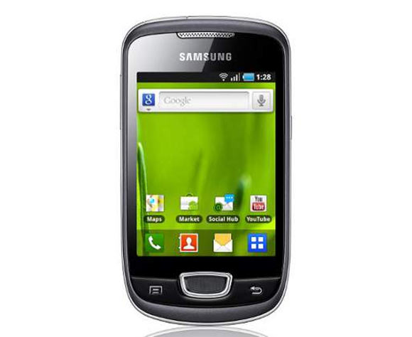 Samsung Galaxy pop S5570