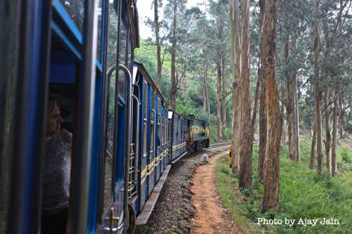 PHOTOS: The Nilgiri Mountain Railway