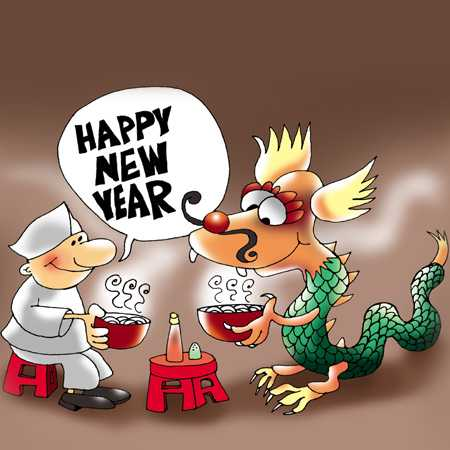 Chinese New Year predictions: 2012, Year of the Dragon!
