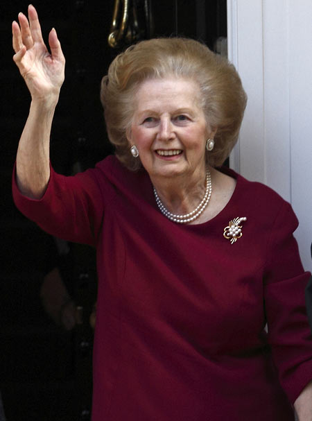 Margaret Thatcher belongs to the Ox sign -- they are known to excel in politics
