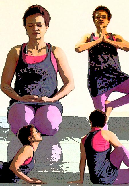 Five yoga poses to fix you for life!