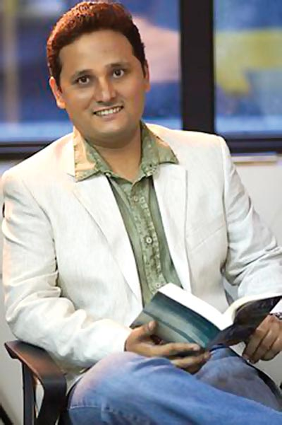 Amish Tripathi
