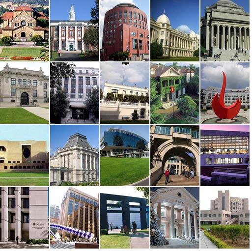Global B-schools of 2012
