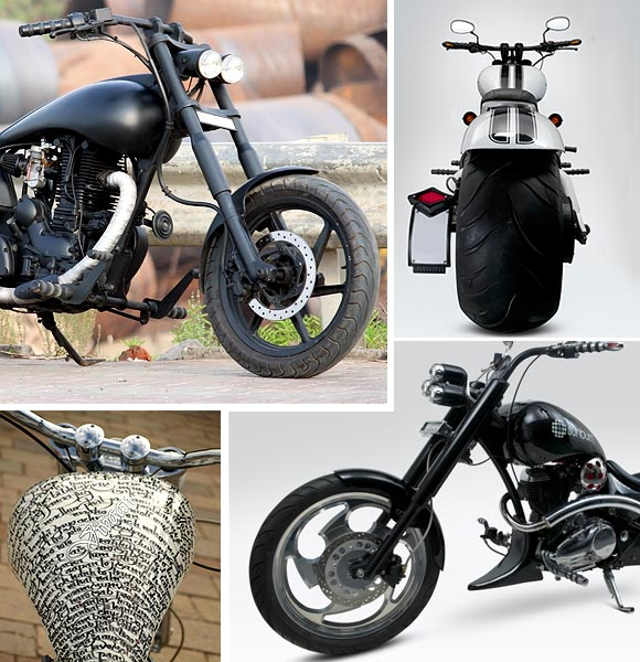 IN PICS: Super sexy DESIGNER bikes in India!