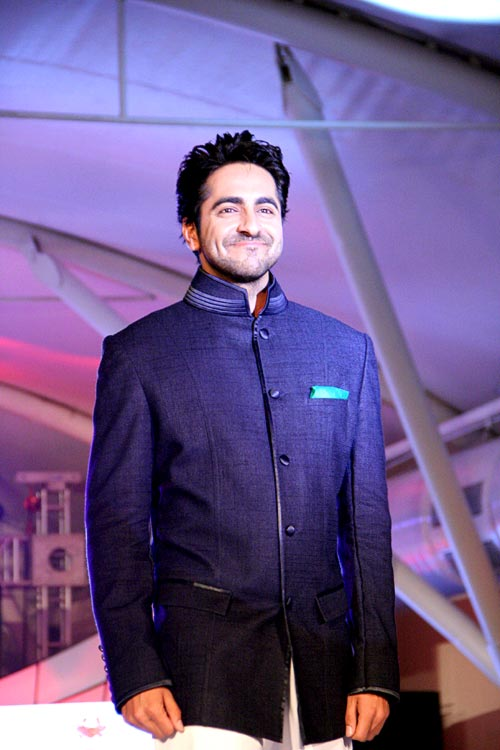 Ayushmann Khurrana for Manish Malhotra
