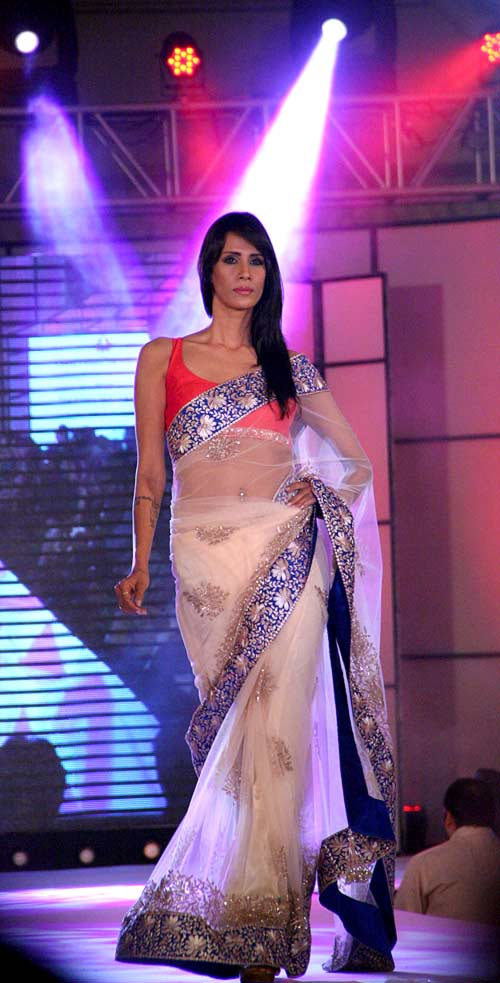 Kavita Kharayat for Manish Malhotra