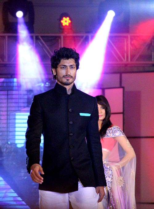 Vidyut Jamwal  for Manish Malhotra