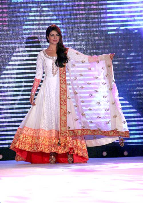 Priyanka Chopra for Manish Malhotra