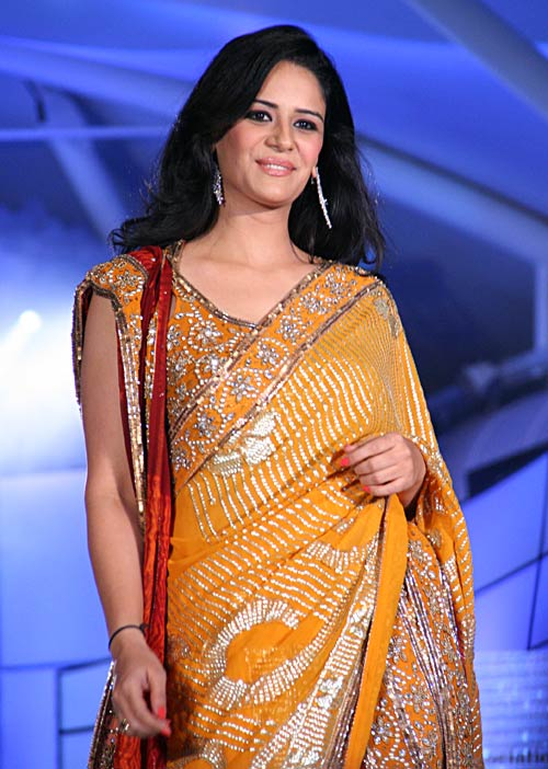 Mona Singh for Shaina NC