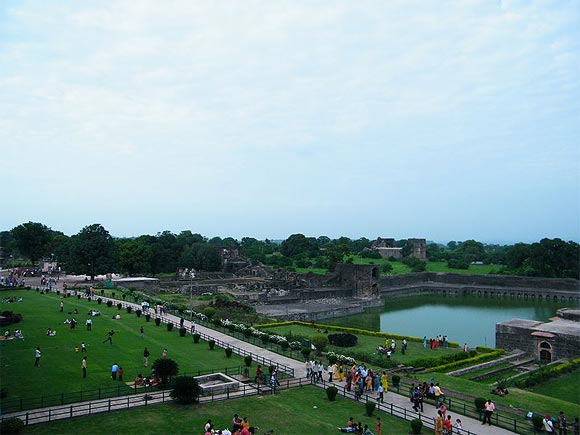 8. Mandu, Madhya Pradesh