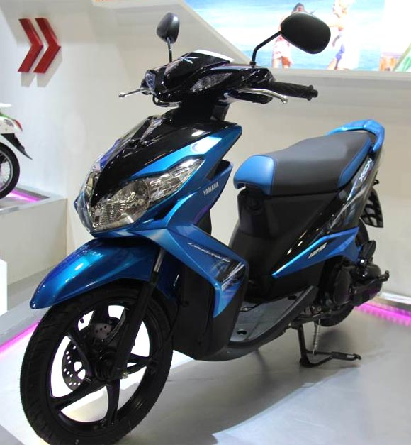 PICS: Will YOU buy this SCOOTER by Yamaha?