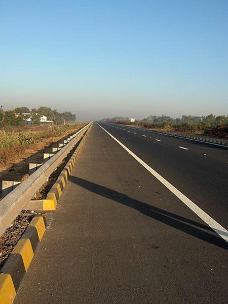 Vadodara-Ahmedabad Highway