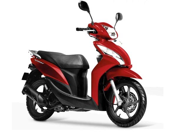 HOT PICS Top 10 sexiest new scooters of 2012  Rediff Getahead