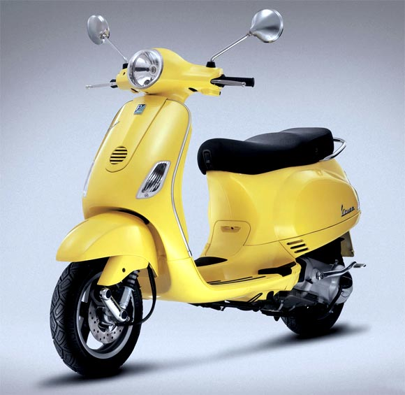 Lml Vespa New Bike