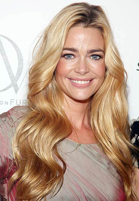 For a glossy mane like Denise Richards, keeping the scalp dry in the monsoons is of paramount importance