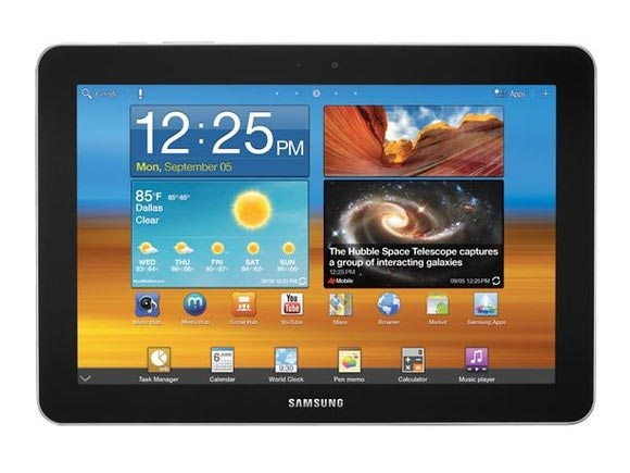 10-inch Samsung Galaxy Tab 2 now in India at Rs 32,990