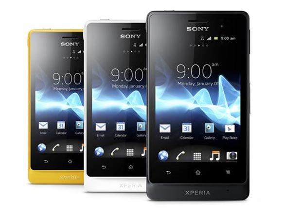 Sony Xperia Go