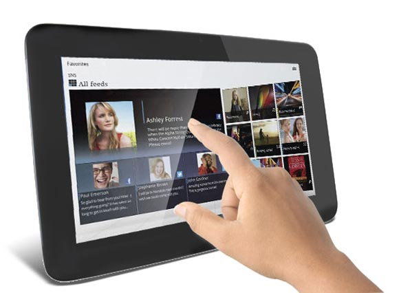 OUT NOW: India's first 3D tablet at Rs 5,999!