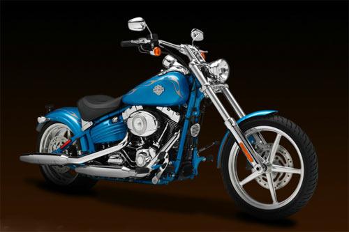 Harley Davidson -- Rocker C