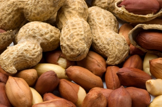 Antioxidants in peanuts higher than in fruit
