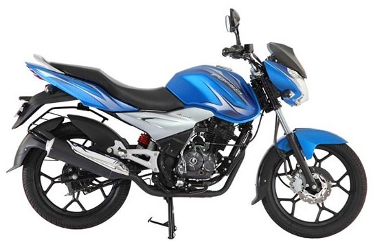 IN PICS: The spanking new Bajaj Discover 125 ST!