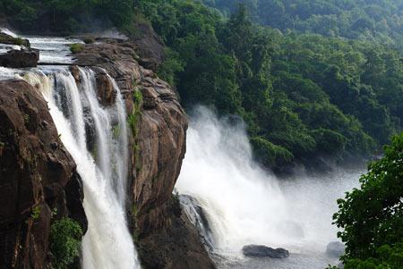 Athirappally Falls