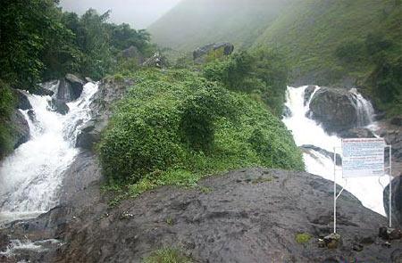Attukal Falls