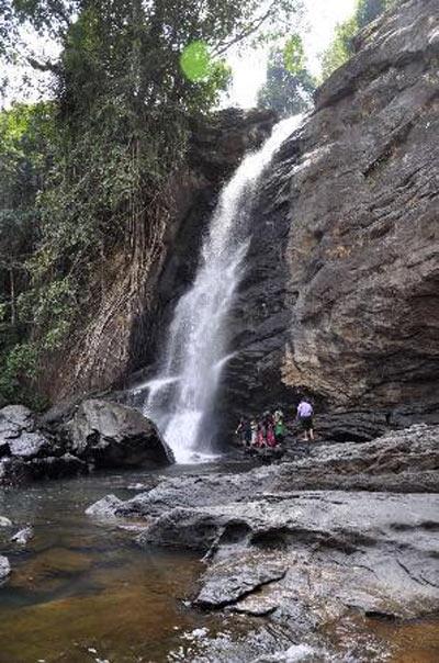 Soochippara Falls