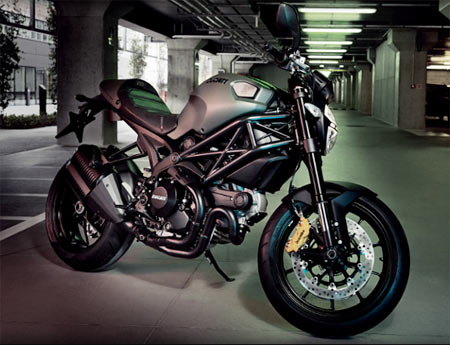 Coming soon to India: Diesel superbikes?