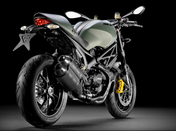 All images of Ducati Monster Diesel