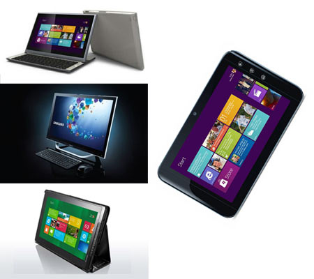 IN PICS: Sexiest tablets powered by Windows 8