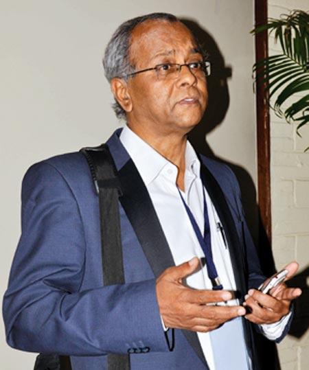 Prof Paritosh K Banik