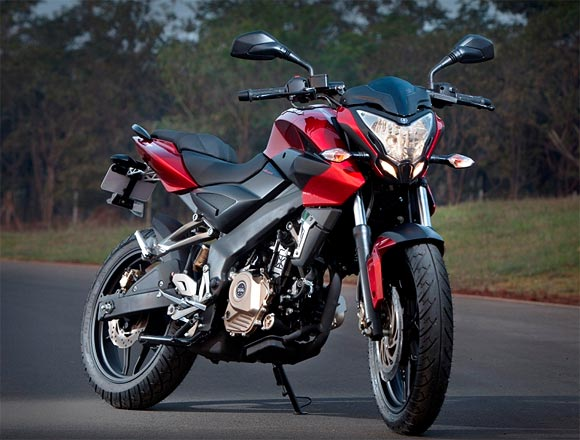 he Pulsar 200 NS is priced at Rs 84,096 (ex-Pune), which equates to