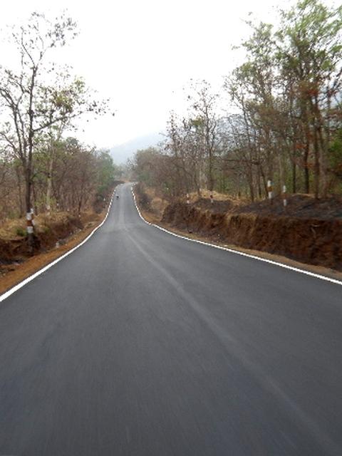 Road to Malshej