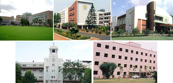 Best medical colleges of India 2012