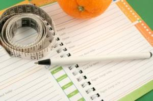2. Keep a diet journal