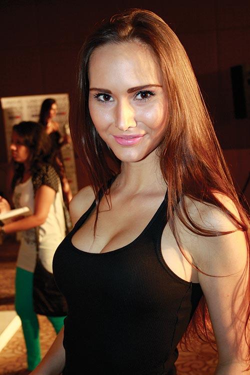 Petra Psencikova, 19, from Slovakia