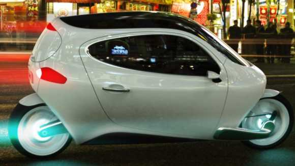 PHOTOS: Is this a CAR or a BIKE?