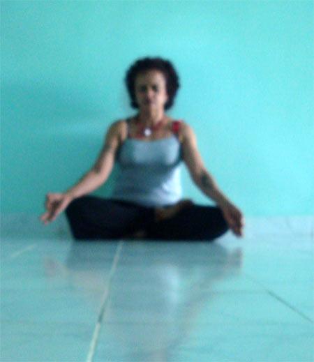 Antar mouna (Inner silence meditation)